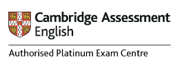 Cambridge Assessment English - Authorised Platinum Exam Centre